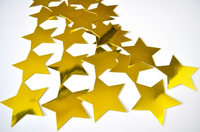 Gold Stars and Gifts